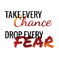 every chance every fear small